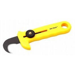 Nůž hákový zasouvací na podlahoviny