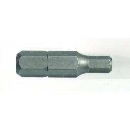Bit HTa 6,0mm 25mm S2, 10ks
