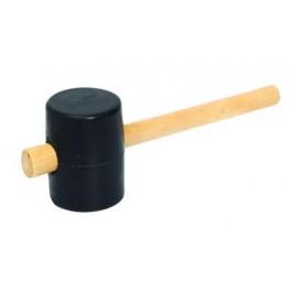 Gumová palice 65mm, dřevo