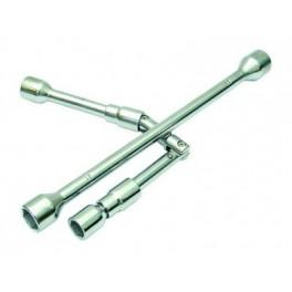 Klíč na kola 17,19,21,23mm skládací